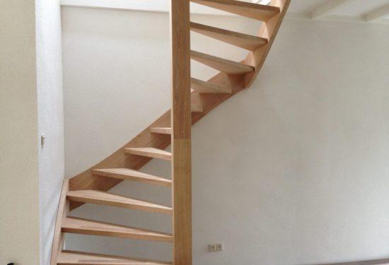 Trappen van hout